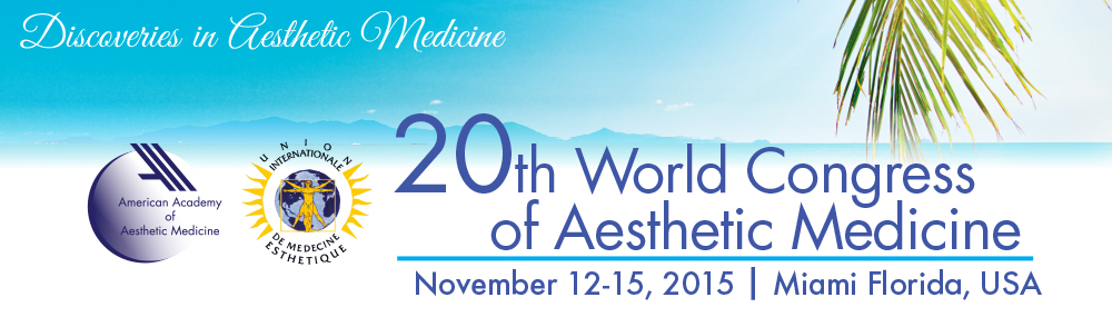 The 20th World Congress of Aesthetic Medicine